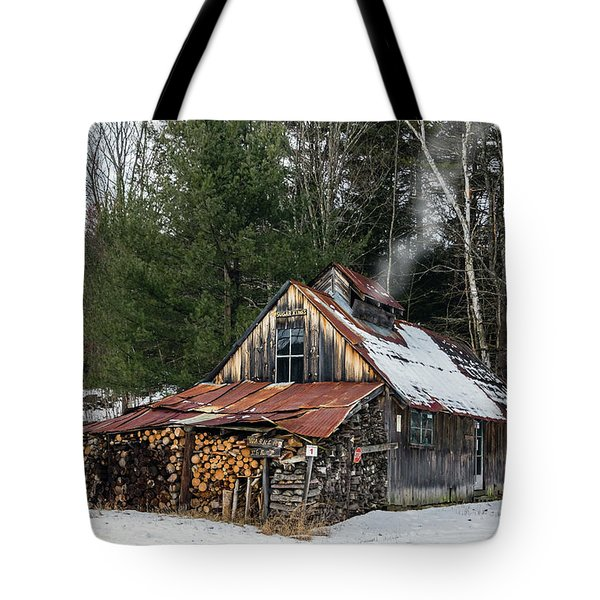 Sugar King's Smokehouse Tote Bag