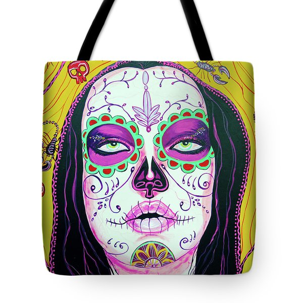 Sugar Kiss Tote Bag