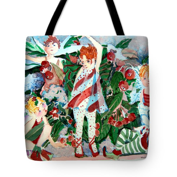Sugar Plum Fairies Tote Bag