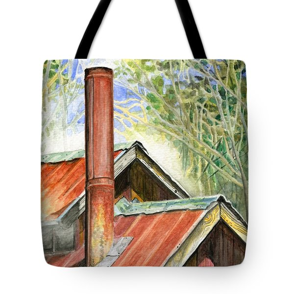 Sugarin' Tote Bag