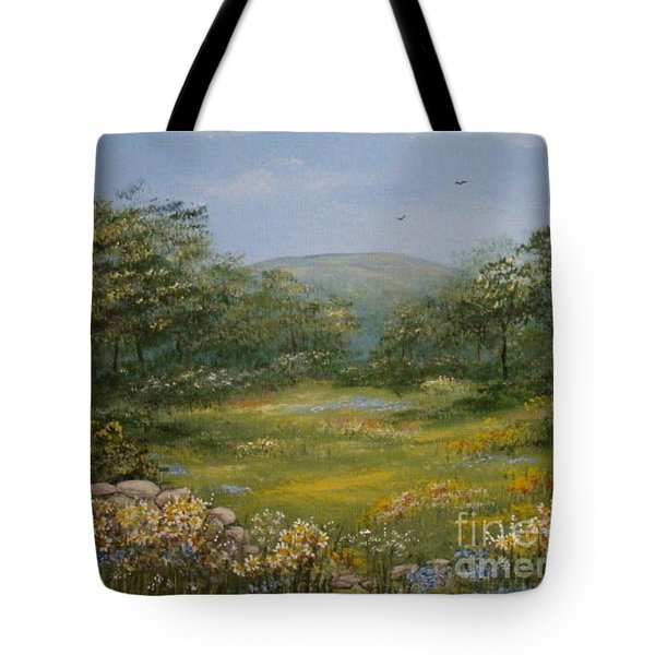 Sugarloaf Meadow Tote Bag