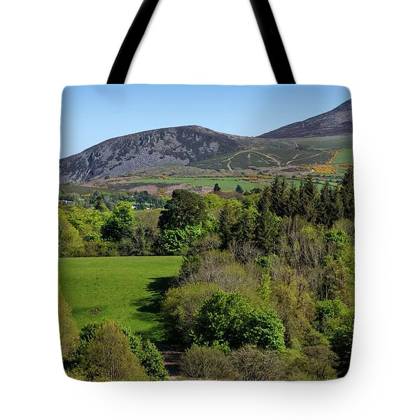 Sugarloaf Mountain Tote Bag