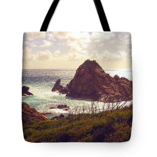 Sugarloaf Rock Ix Tote Bag