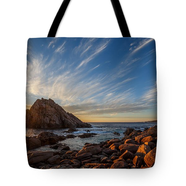 Sugarloaf Rock  Tote Bag