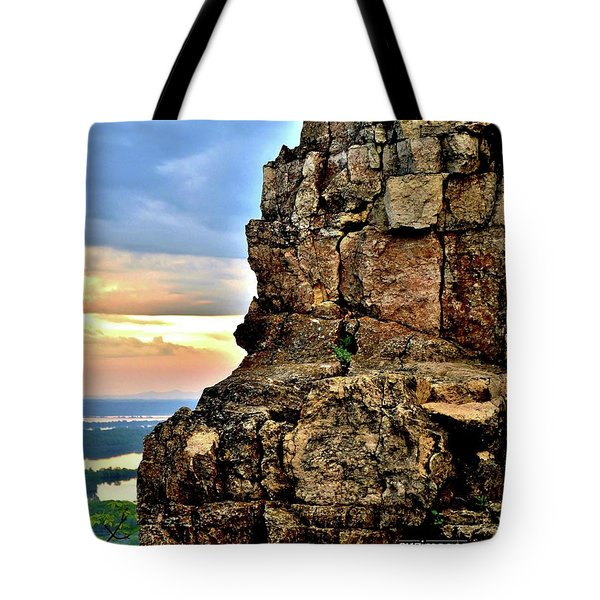 Sugarloaf Sunrise Tote Bag