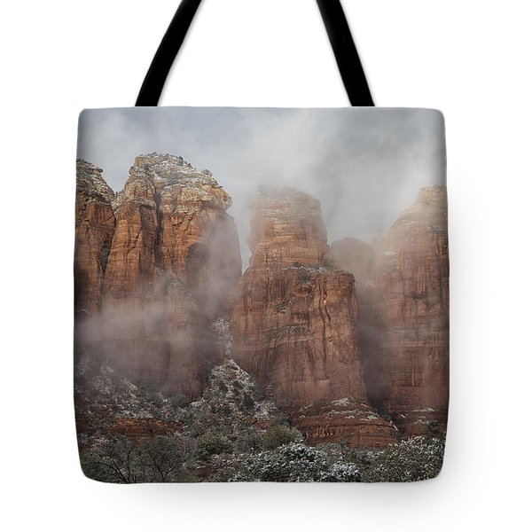 Sugarloaf Trail  Tote Bag by Tom Kelly