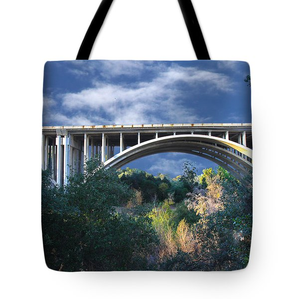 Suicide Bridge 2 Tote Bag