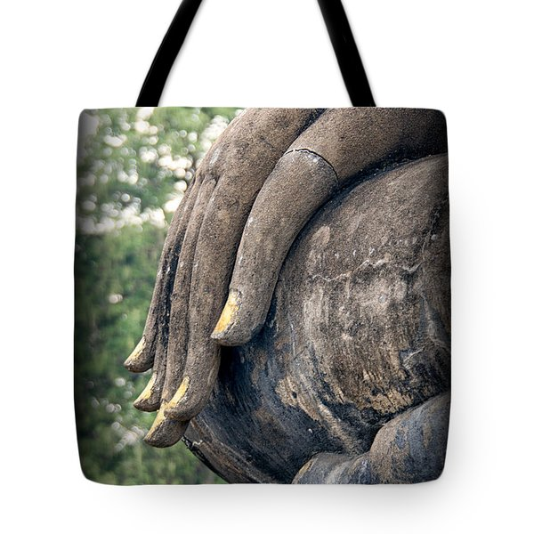 Sukhothai Buddha Tote Bag by Adrian Evans
