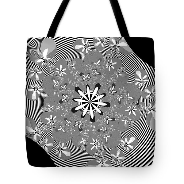 Tote Bag featuring the digital art Sulanquies by Andrew Kotlinski