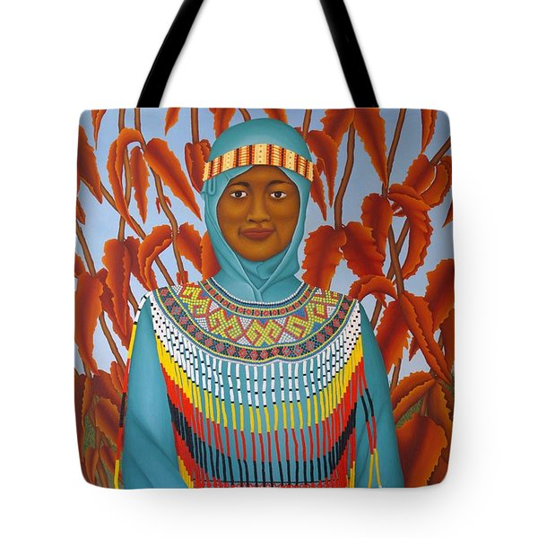 Sulawesi Girl Tote Bag by Brian Leverton