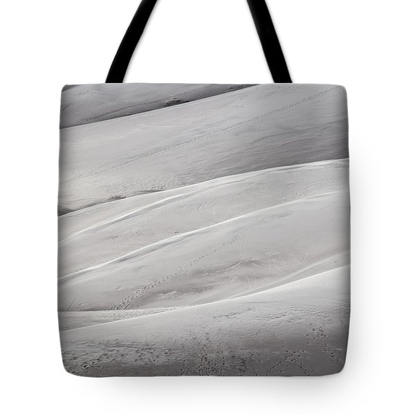 Tote Bag featuring the photograph Sullied by Laura Roberts