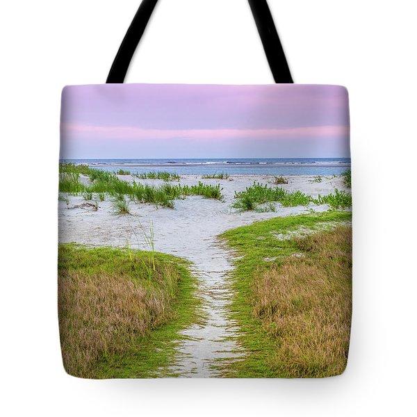 Sullivan's Island Natural Beauty Tote Bag