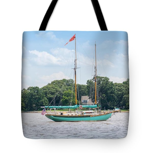Sultana On The Chester Tote Bag
