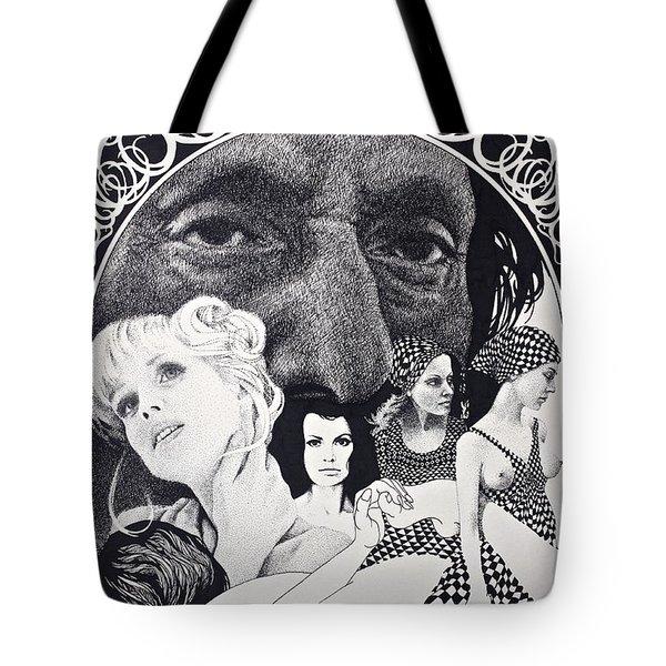 Sultan's Lair Tote Bag