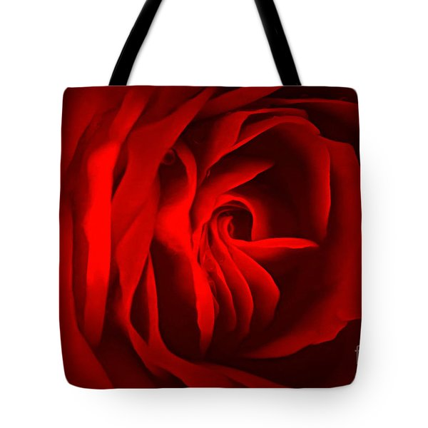 Sultry Mood Tote Bag