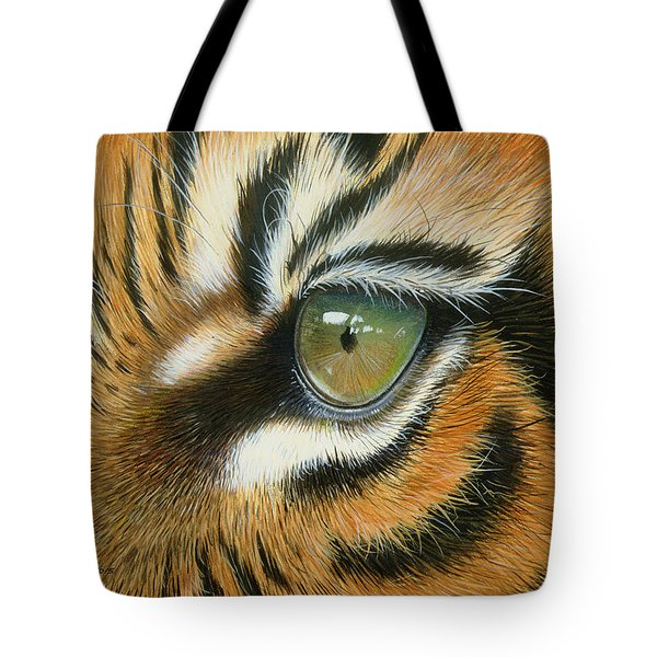 Sumatra Tote Bag