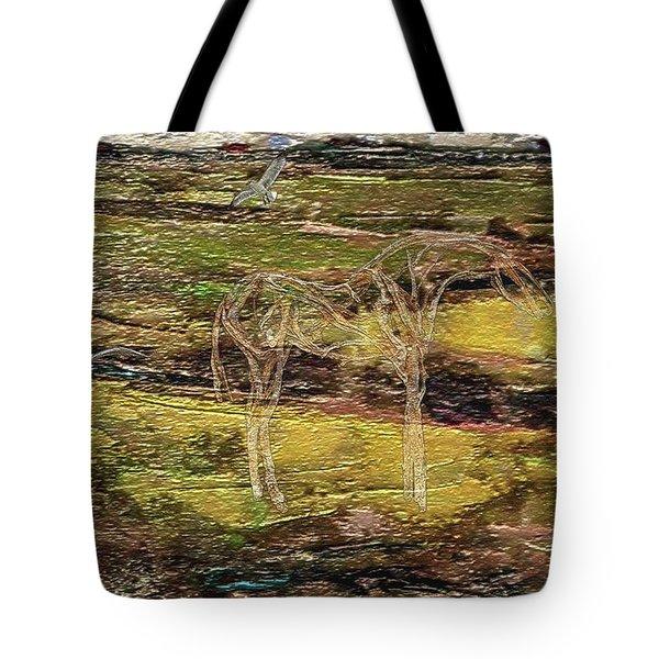 Summer 4 Tote Bag