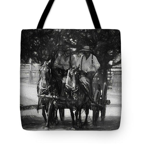 Summer Afternoon Tote Bag