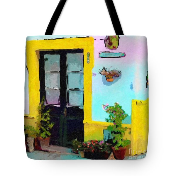 Summer Air Tote Bag