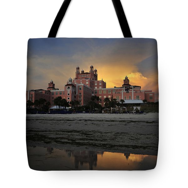 Summer At The Don Tote Bag by David Lee Thompson