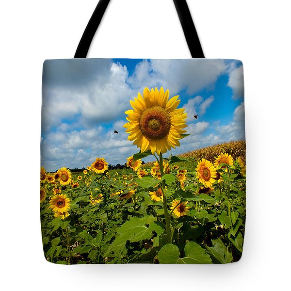 Summer At The Farm Tote Bag