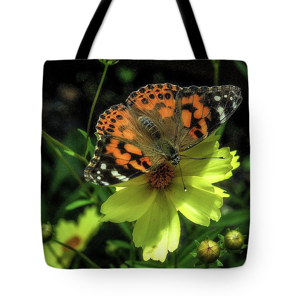 Summer Beauty Tote Bag by Bruce Carpenter