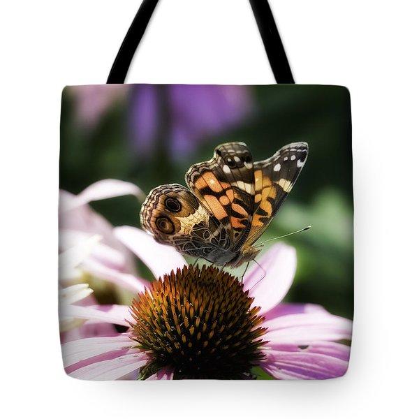 Summer Beauty Tote Bag