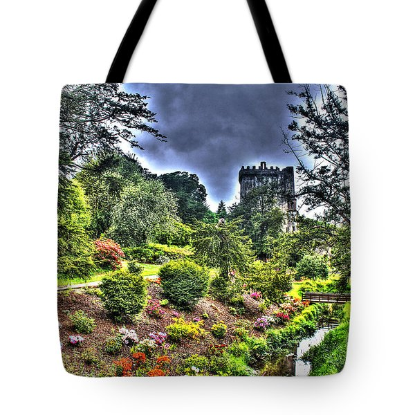 Summer Blarney Garden Tote Bag