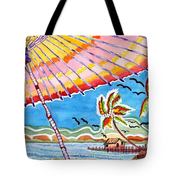 Summer Breezes Tote Bag