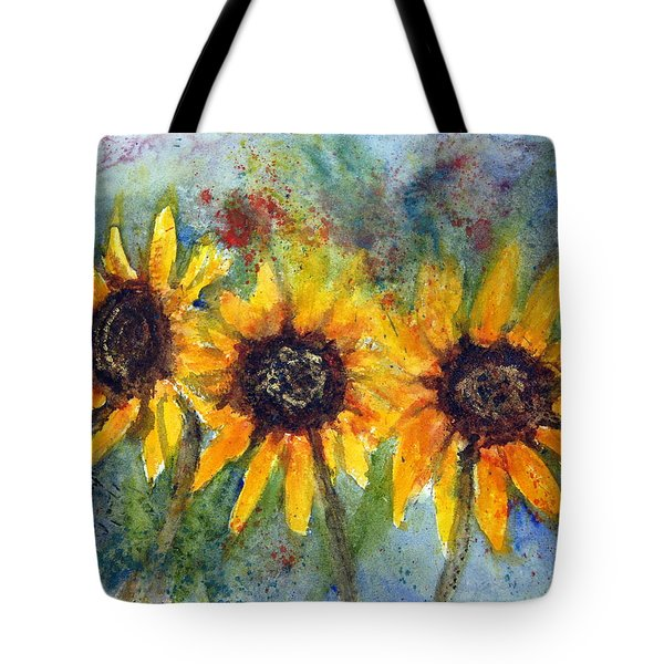 Summer Brilliance Tote Bag