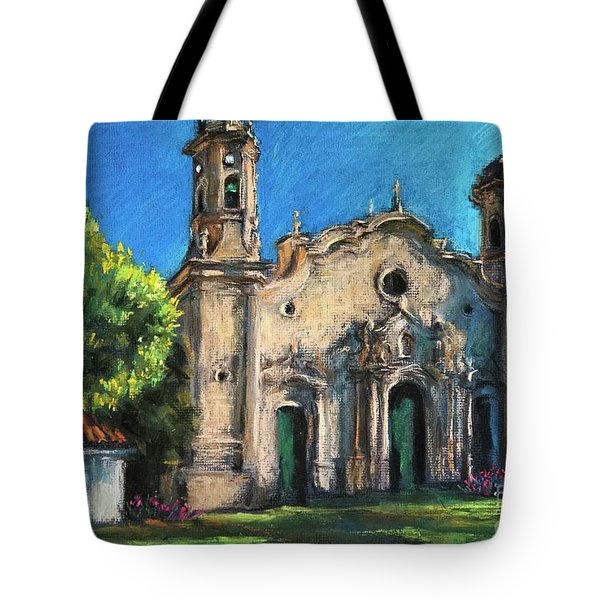 Summer Church Tote Bag