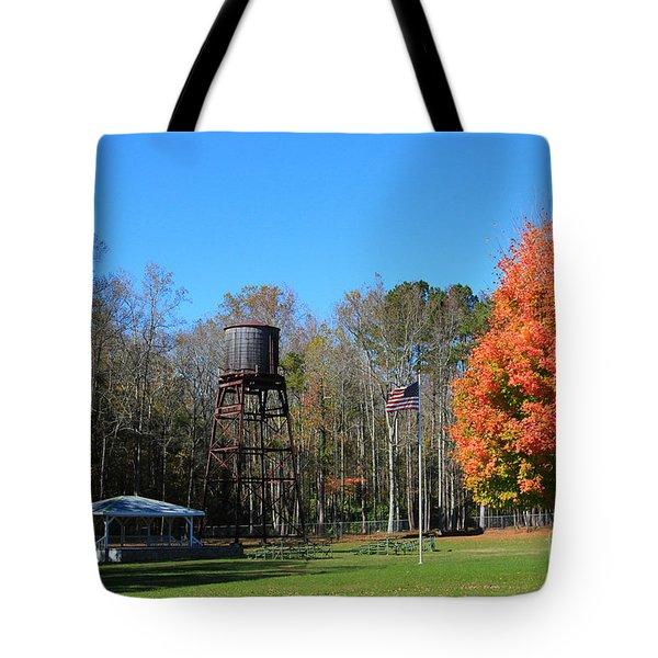 Summer Classic Tote Bag