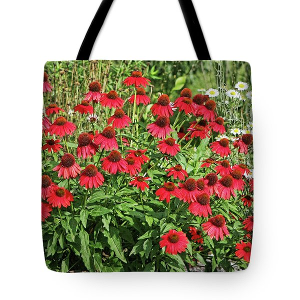 Summer Color Tote Bag by Denise Romano