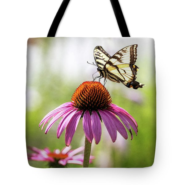 Tote Bag featuring the photograph Summer Colors by Everet Regal