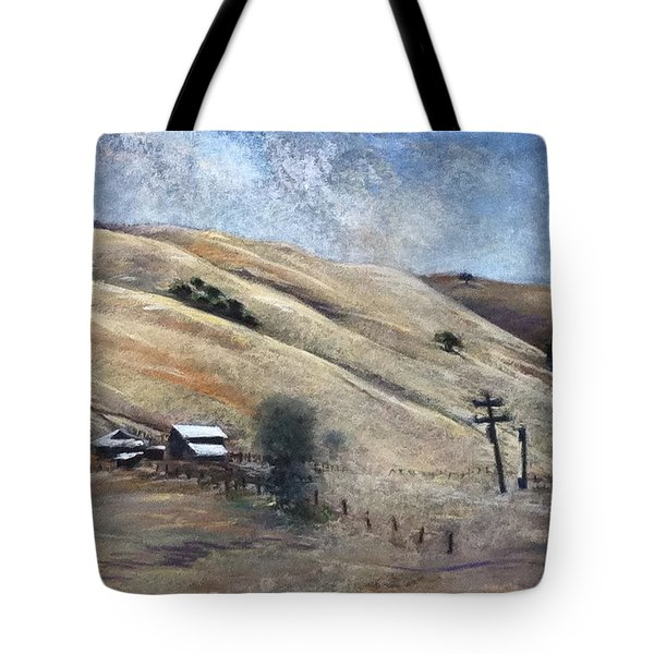 Summer Comes Early Tote Bag