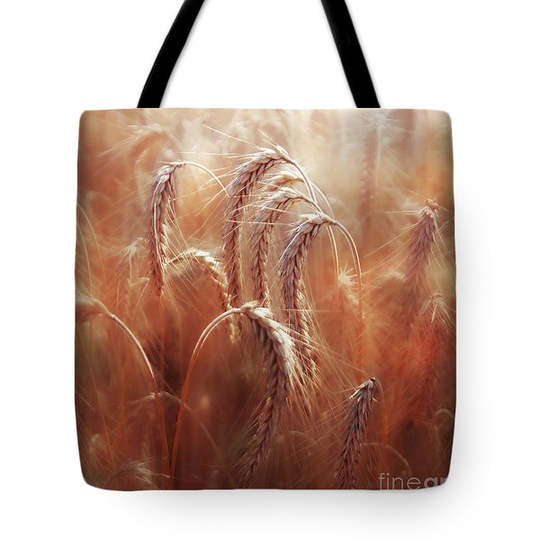 Summer Corn Tote Bag