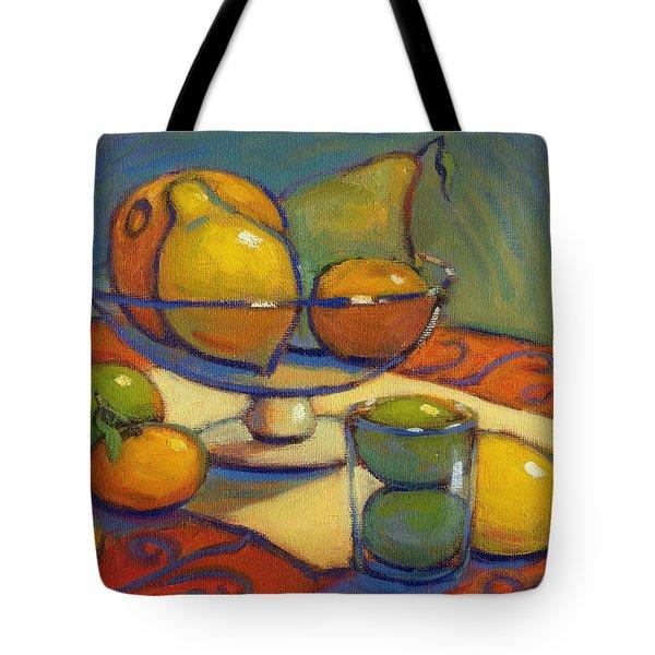 Summer Crop Tote Bag