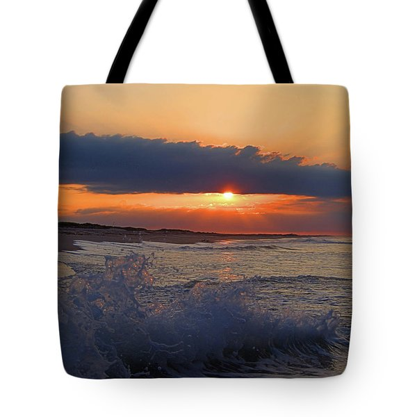 Summer Dawn I I Tote Bag