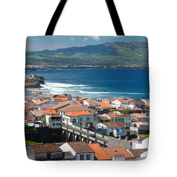 Summer Day In Sao Miguel Tote Bag by Gaspar Avila