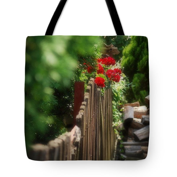 Tote Bag featuring the photograph Summer Day... by Marija Djedovic