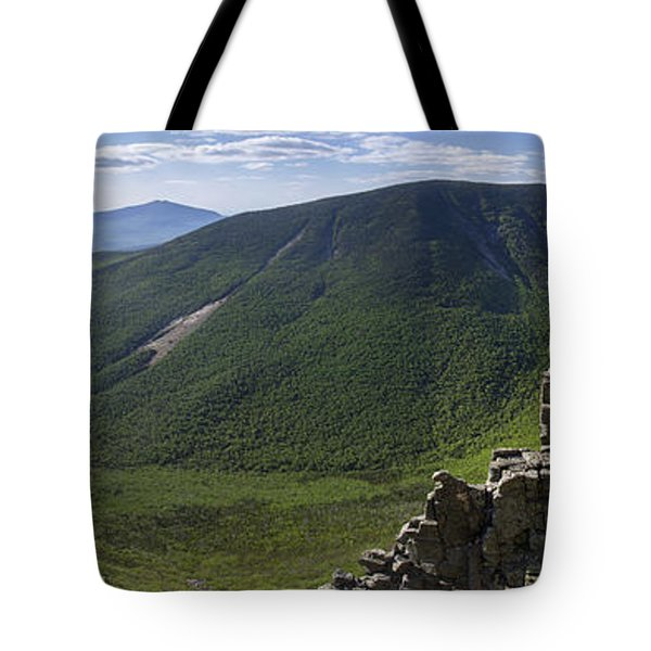 Summer Day On Bondcliff Tote Bag