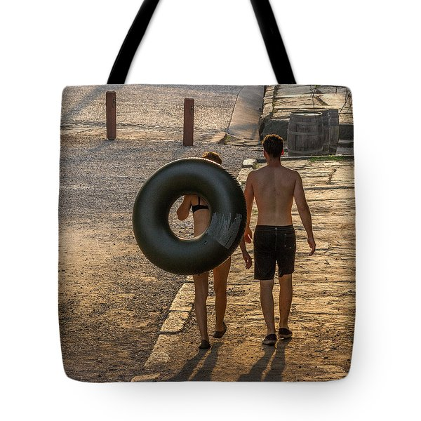 Summer Days Tote Bag