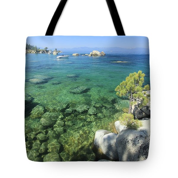 Tote Bag featuring the photograph Summer Days  by Sean Sarsfield