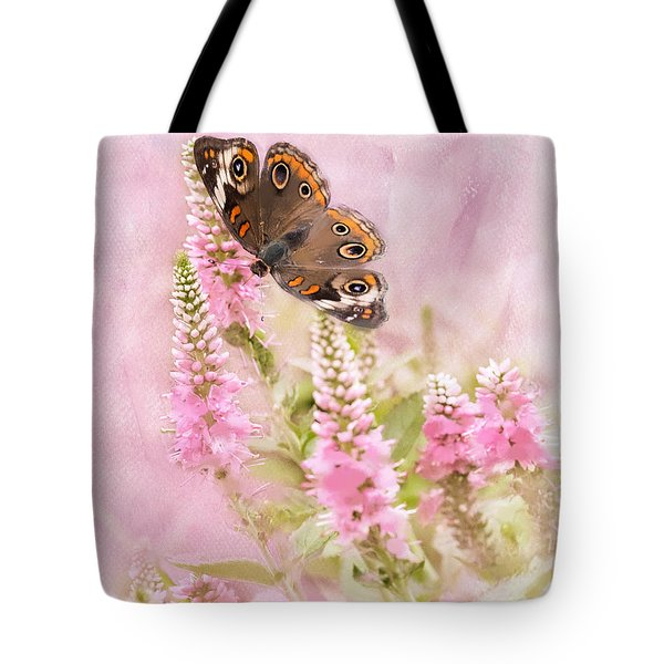 Tote Bag featuring the photograph Summer Daze by Betty LaRue