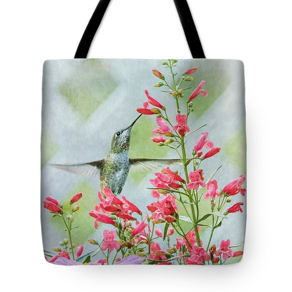 Summer Delight Tote Bag by Angie Vogel