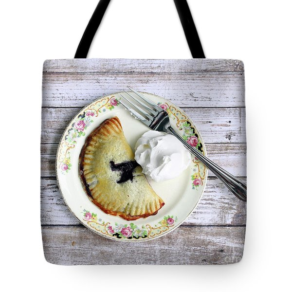 Tote Bag featuring the photograph Summer Dessert by Denise Pohl