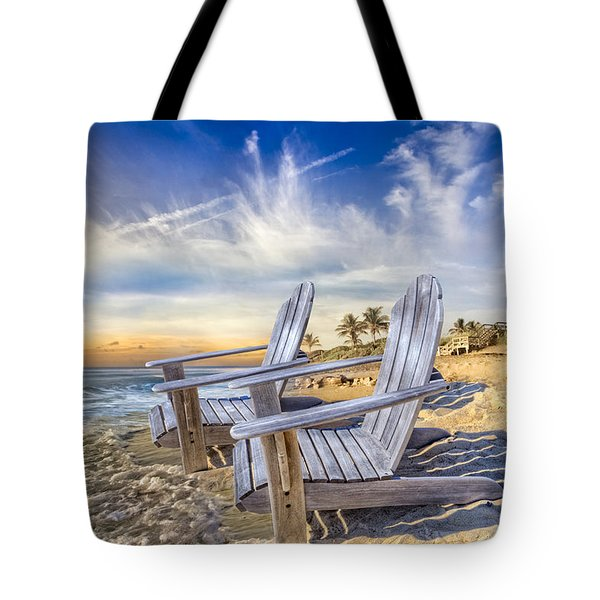 Summer Dreaming Tote Bag