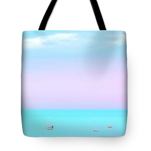 Tote Bag featuring the photograph Summer Dreams by Az Jackson