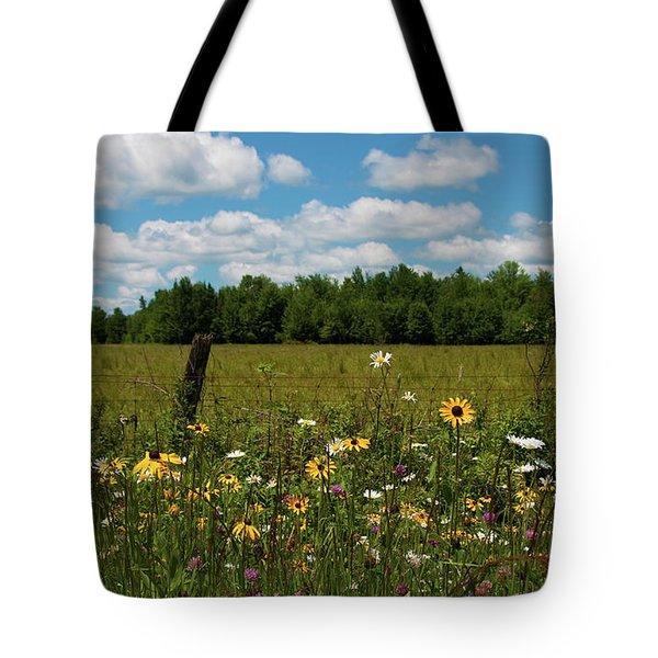 Summer Dreams... Tote Bag by Nina Stavlund