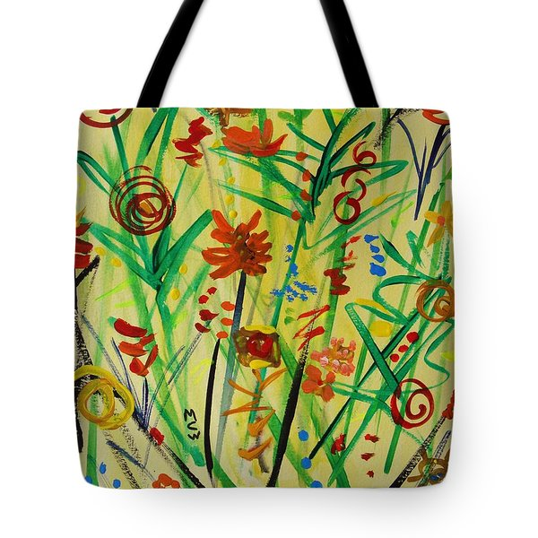 Summer Ends Tote Bag by Mary Carol Williams